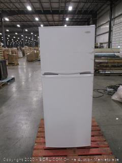 Danby 9.9-cu ft Top-Freezer Refrigerator