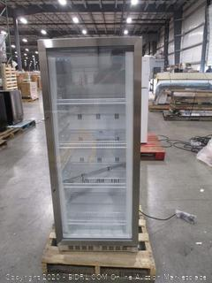 VBR440 Edgestar 11.2 Cu-Ft. Built-in Commercial Beverage Merchandiser
