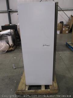 VBR440 Edgestar 11.2 Cu-Ft. Built-in Commercial Beverage Merchandiser
