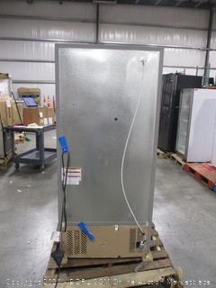 Whirlpool 18.2 cu. ft. Top Freezer Refrigerator in Monochromatic Stainless Steel