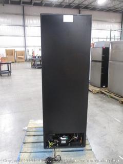 """Edgestar - 166 Bottle 24"""" Built-In Wine Cooler - Single Zone - Reversible Door"""