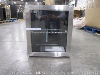 EdgeStar BWC70SS 62-can Stainless Steel Beverage Cooler