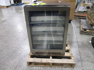 Avallon ABR241SGLH 152 Can Beverage Cooler