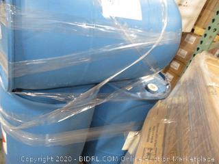 Plastic Barrel Pallet Lot