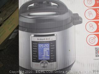 Instant Pot Ultra 10-in-1 Multi-Use Programmable Pressure Cooker (See Pictures)
