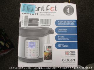 Instant Pot Smart WiFi Multi-Use Programmable Pressure Cooker (See Pictures)