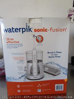 Waterpik Sonic-Fusion Brush & Floss