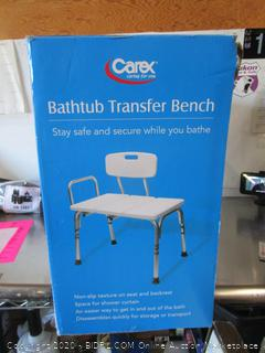 Carex Bathtub Transfer Bench