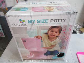 My Size Potty Item