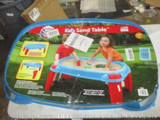 Waterproof Kids Sand Table