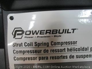 PowerBuilt Strut Coil Spring Compressor