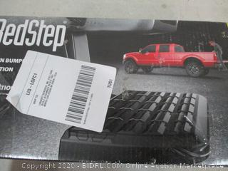 Bed Step (See Pictures)