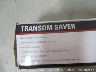 Transom Saver (See Pictures)