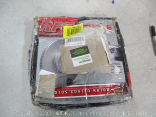 Brake Disk (See Pictures)