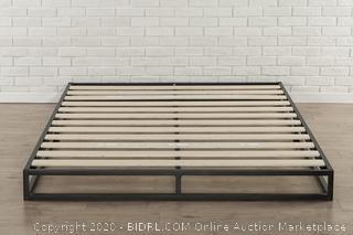 zinus twin bed frame (online $78)