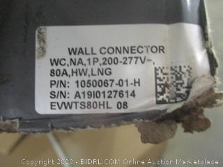 Tesla Wall Connector (See Pictures)