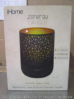 iHome Zenergy Candle