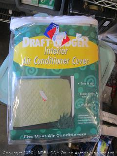 Draft Dodger Interior Air Conditioner Cover