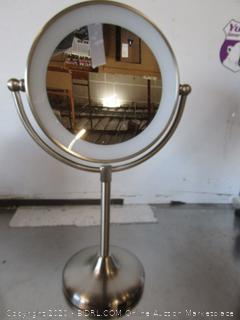 Magnefied Makeup Mirror