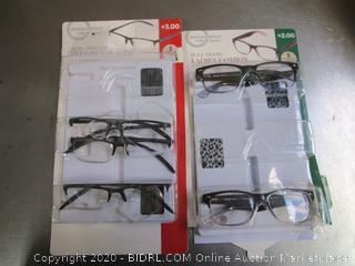 DesignOptics Foster Grant Reading Glasses
