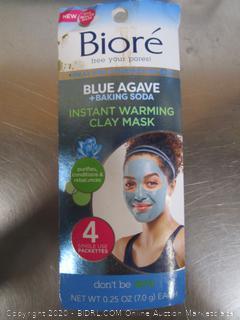 Biore Blue Agave Clay Mask