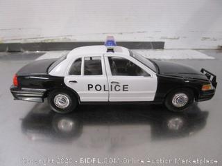 Police Model Car