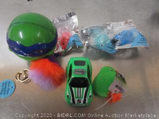 Misc. Lot Toys, Ninja Turtle