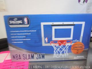 Spalding Basketball Game