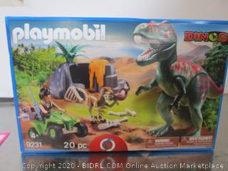 Playmobil Dinosaur Set