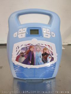 Frozen Radio Item