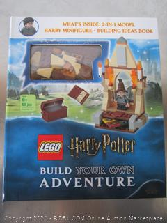 Lego Harry Potter Book