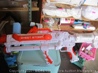 Sheet Storm Toy Gun