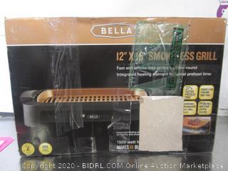 Bella Smokeless Grill