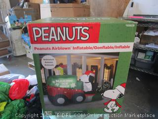 Peanuts Airblown Inflatable