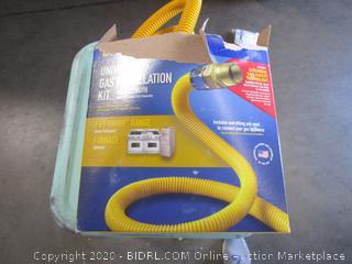 Universal Gas Installation Kit