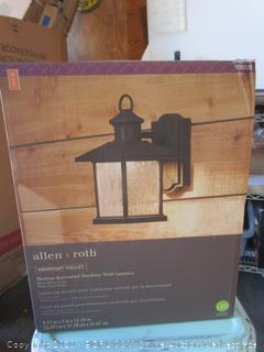 Allen + Roth Light Fixture