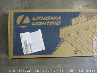 Lithonia Lighting 4' 4 Lamp I-Beam Light (See Pictures)