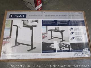 Tresanti Adjustable Height Desk