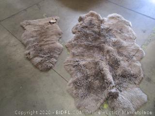 Windward Genuine Sheepskin Rug
