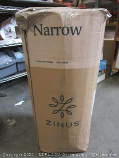 Zinus Narrow Memory Foam Mattress