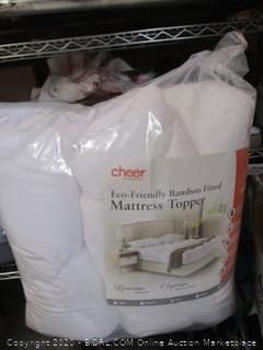 Cheer Mattress Topper