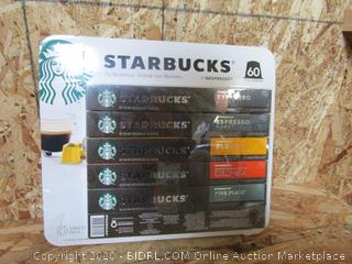 Starbucks Coffee Nespresso Capsules