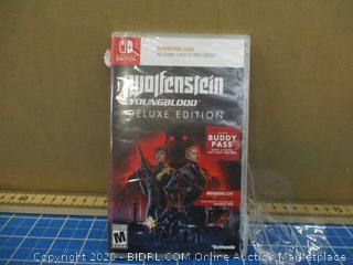 Nintendo Switch Wolfenstein Youngblood Deluxe Edition