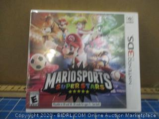 Nintendo 3DS Mario Sports Super Stars