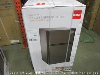 RCA 3.2 Cubic Foot 2 Door Fridge and Freezer