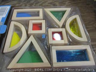 educational Sensory Blocks