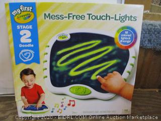 Mess-Free Touch-Lights