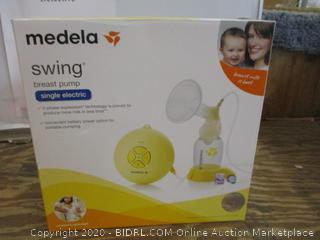 Medela Swing breast Pump  Single Electric