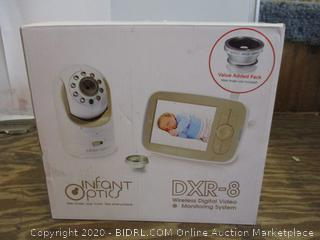 Infant Optics DXR Wireless Digital Video & Monitoring System