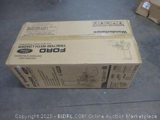 Ford Tractor w/ Loader 12V Battery Powered (Sealed)